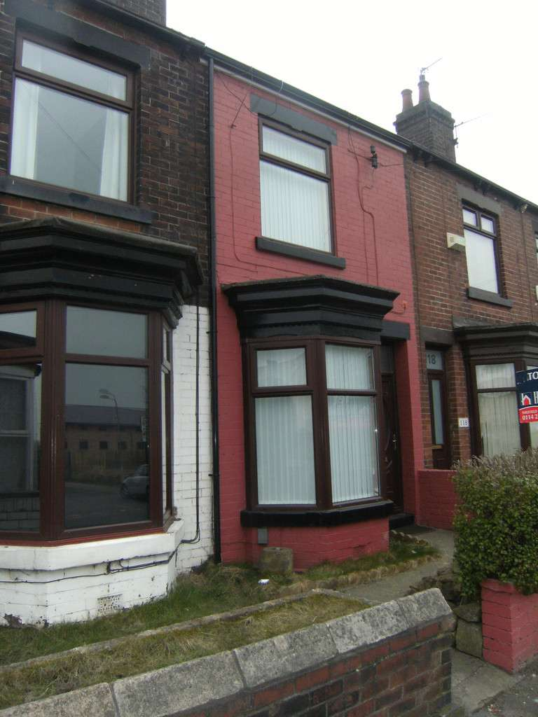 3 Bedrooms Terraced House for sale in Manor Lane, South Yorkshire S2