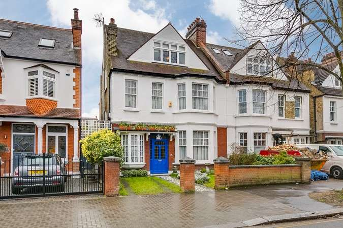 7 Bedrooms Semi Detached House for sale in Dukes Avenue, Chiswick