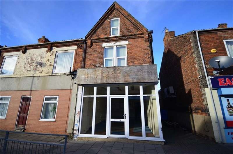 2 Bedrooms Property for sale in Pasture Road, Goole, DN14
