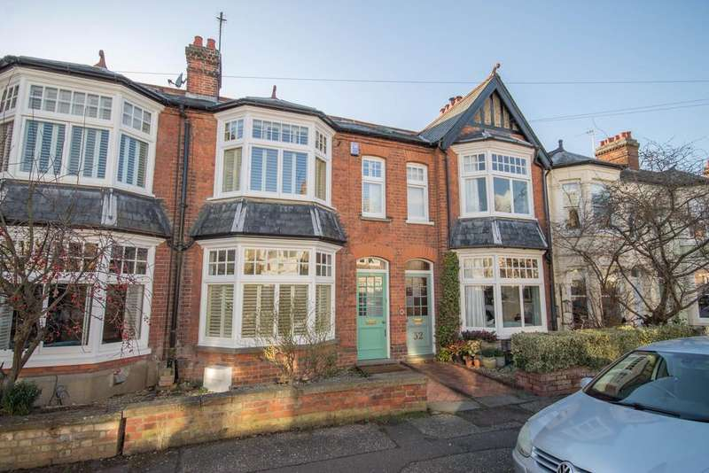 4 Bedrooms Terraced House for rent in Owlstone Road, Cambridge