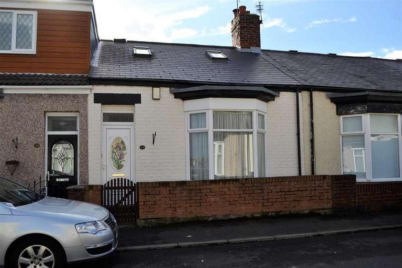 2 Bedrooms Cottage House for rent in Laburnum Road, Fulwell, Sunderland