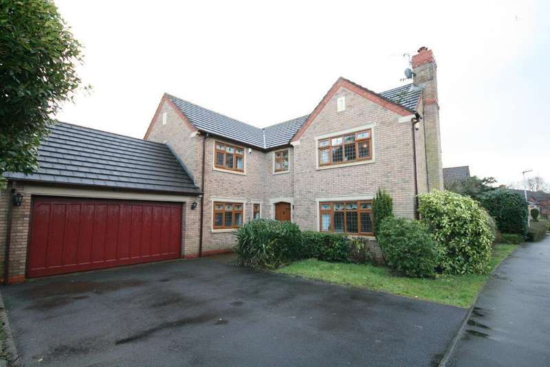 5 Bedrooms Detached House for sale in Westerdale Drive, Banks, Southport, PR9 8DG