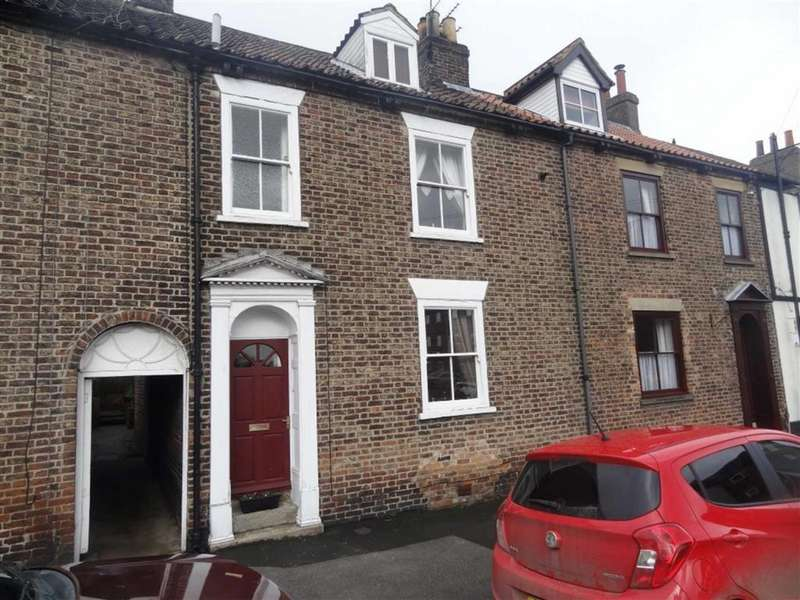 3 Bedrooms Terraced House for rent in Riverhead, Driffield, East Yorkshire