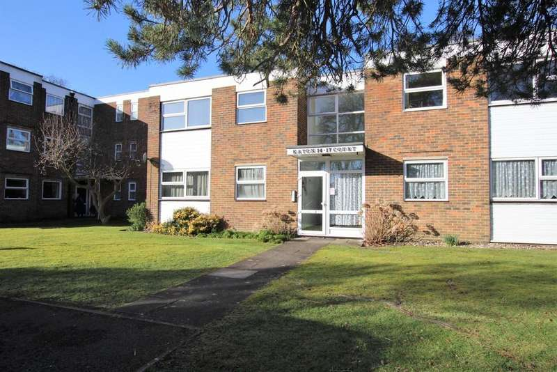 2 Bedrooms Apartment Flat for sale in Eaton court, Gorse Avenue, Worthing, BN14 9PQ