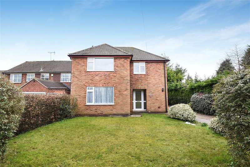 3 Bedrooms Detached House for sale in Washingborough Road, Heighington, LN4