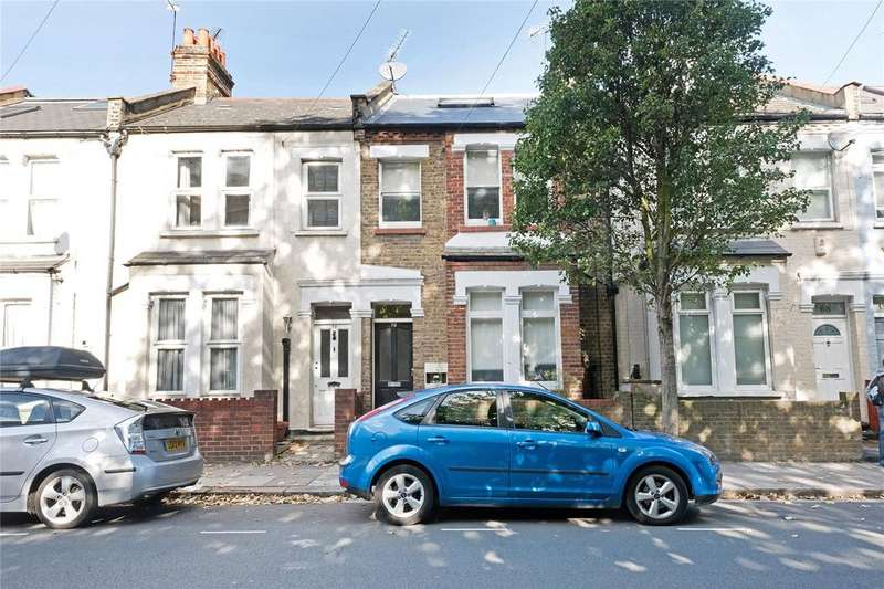 2 Bedrooms Duplex Flat for sale in St. Dunstans Road, Barons Court, London, W6