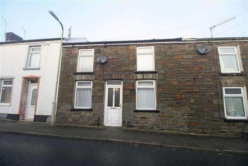 2 Bedrooms Terraced House for sale in Ynysllwyd Street, Aberdare, Mid Glamorgan