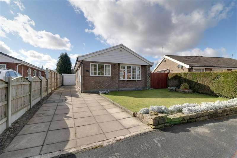 3 Bedrooms Detached Bungalow for sale in Defoe Drive, Parkhall