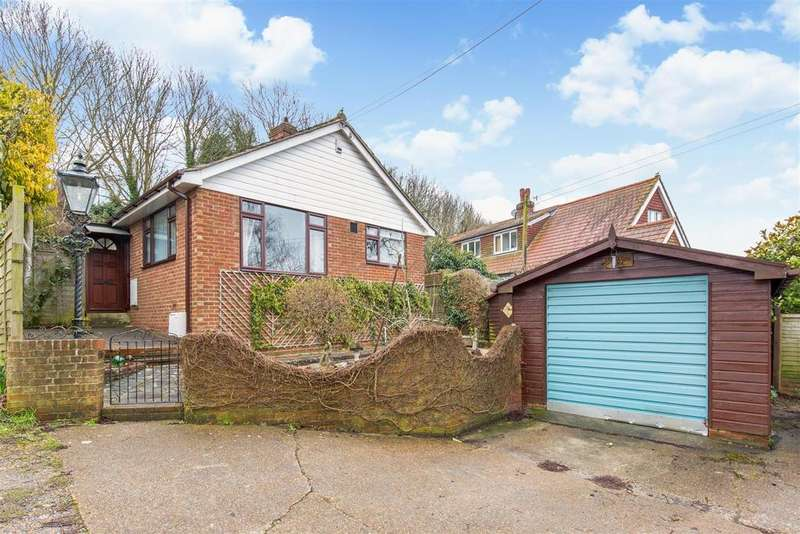2 Bedrooms Detached Bungalow for sale in Mill Road, Lewes