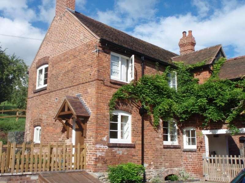3 Bedrooms Semi Detached House for rent in Haughton Cottage, Neen Sollars, Cleobury Mortimer, Worcestershire