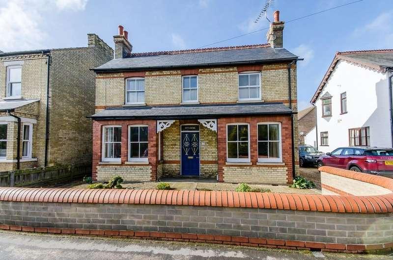4 Bedrooms Detached House for sale in Station Road, Histon, Cambridge