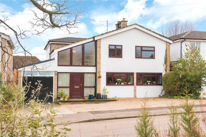 4 Bedrooms Detached House for sale in Bridge End, Bromham, Bedfordshire