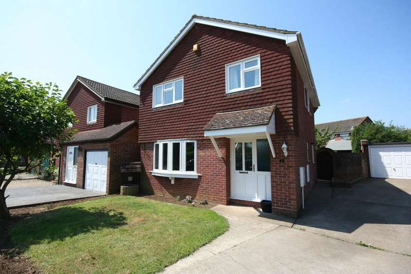 4 Bedrooms Detached House for sale in Holywell Close, Abingdon