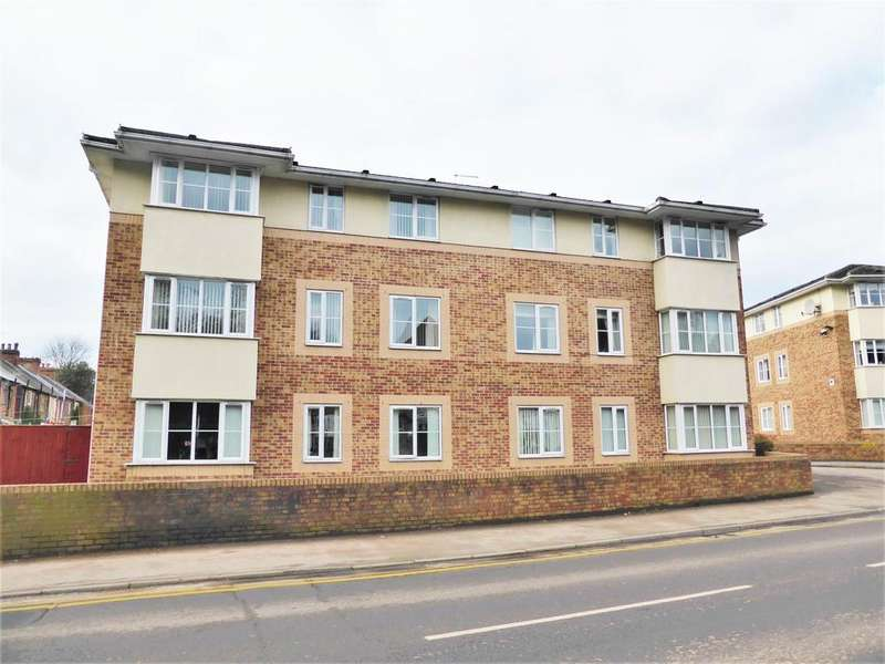 2 Bedrooms Ground Flat for sale in Cowley Lane, Chapeltown, Sheffield, S35 1SY