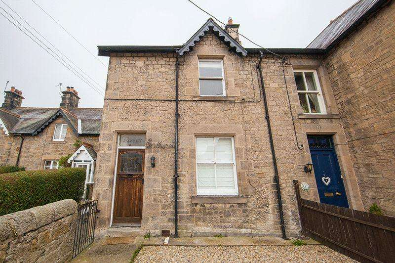 2 Bedrooms Terraced House for rent in West Road, Ovingham