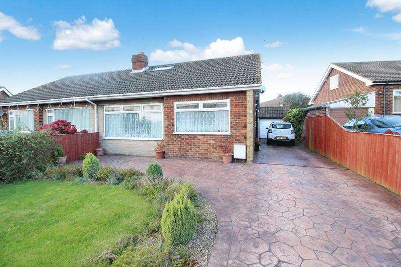 2 Bedrooms Semi Detached Bungalow for sale in 60 Southgate