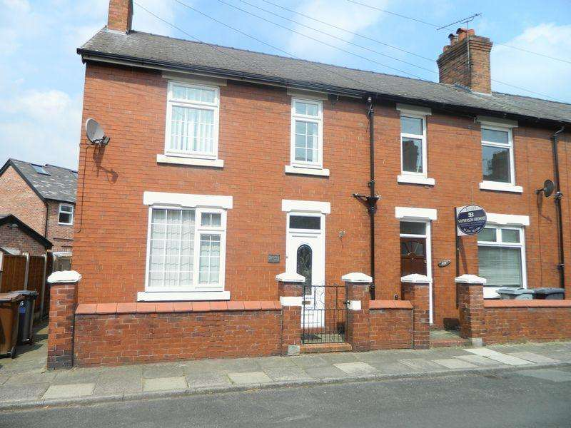 2 Bedrooms Terraced House for rent in George Street, Elworth
