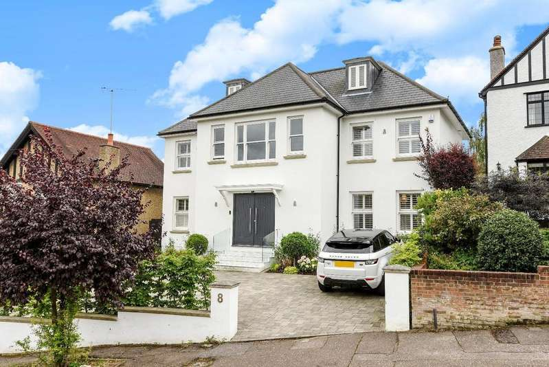 5 Bedrooms Detached House for sale in Forest View Road, Loughton