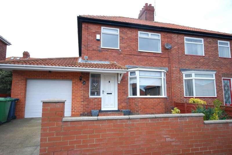 3 Bedrooms Semi Detached House for sale in St Aidans Avenue, Grangetown