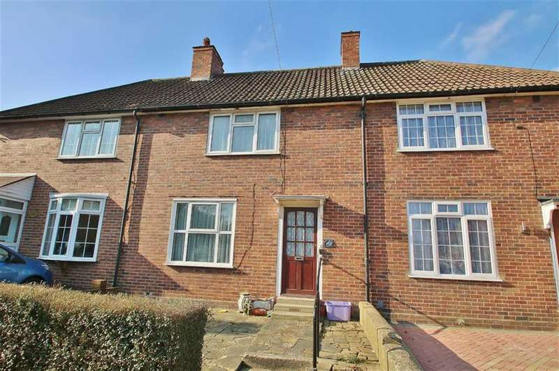 3 Bedrooms Terraced House for sale in Central Road, Morden, SM4