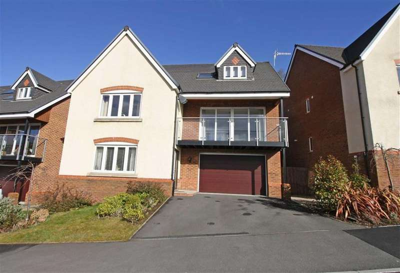 4 Bedrooms Detached House for sale in Tan Y Bryn Gardens, Llwydcoed, Aberdare