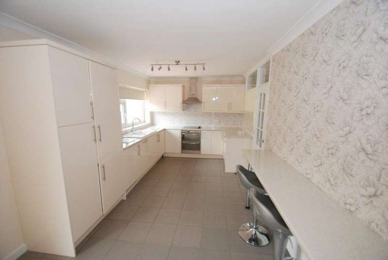 3 Bedrooms Bungalow for rent in Gravel Lane, Stafford, ST17 9HR