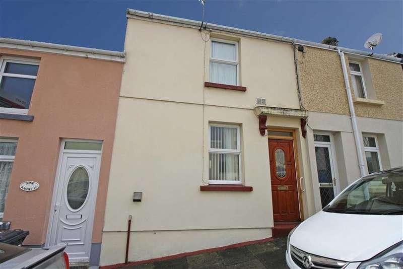 2 Bedrooms Terraced House for sale in Rachel Street, Aberdare, Mid Glamorgan