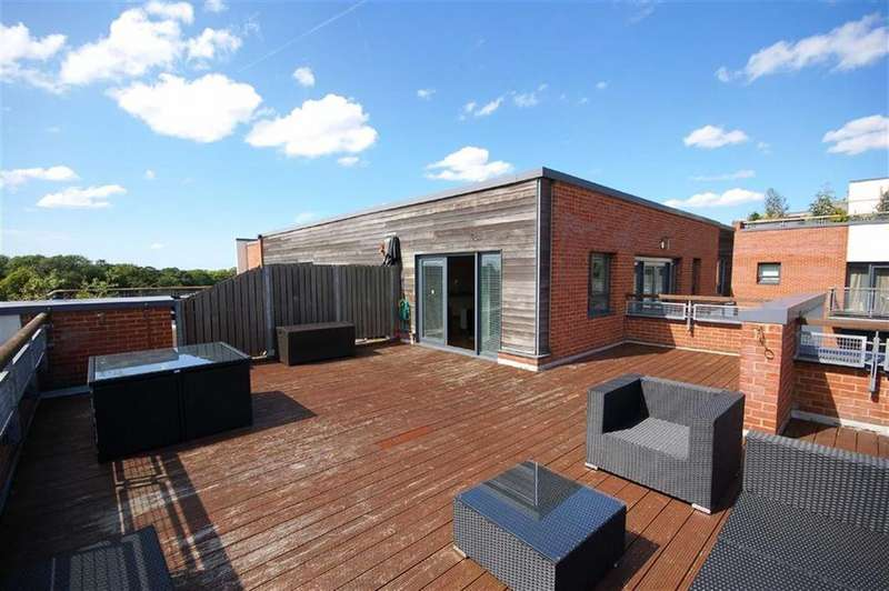 2 Bedrooms Penthouse Flat for sale in Citipeak, Didsbury, Manchester, M20