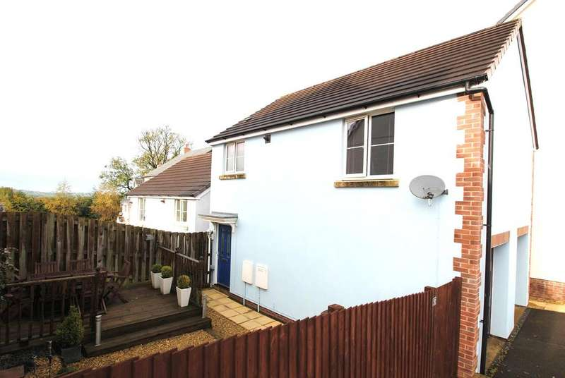 1 Bedroom Apartment Flat for sale in Raleigh Mead, South Molton