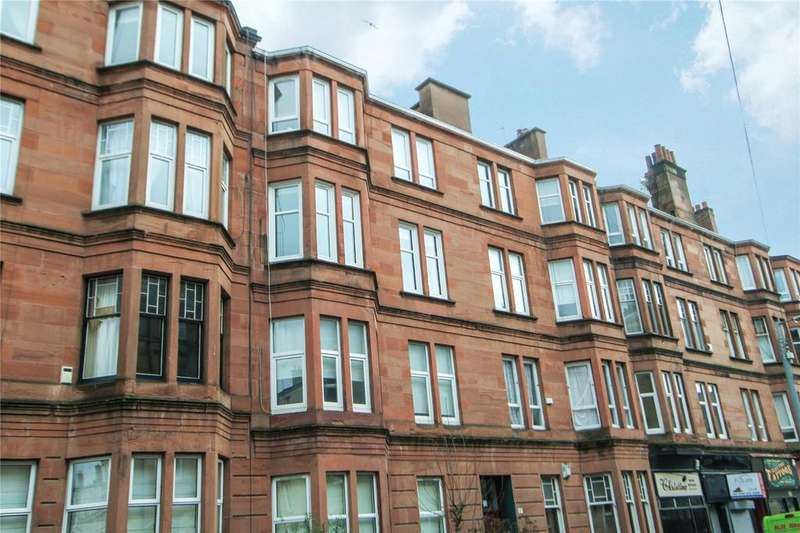 1 Bedroom Apartment Flat for sale in 2/2, Deanston Drive, Glasgow, Lanarkshire