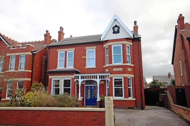 5 Bedrooms Detached House for sale in Barrett Road, Birkdale, Southport, PR8 4PG