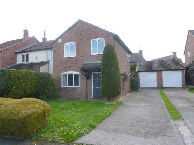 3 Bedrooms Semi Detached House for rent in Orchard Close, BODENHAM, Bodenham, Herefordshire