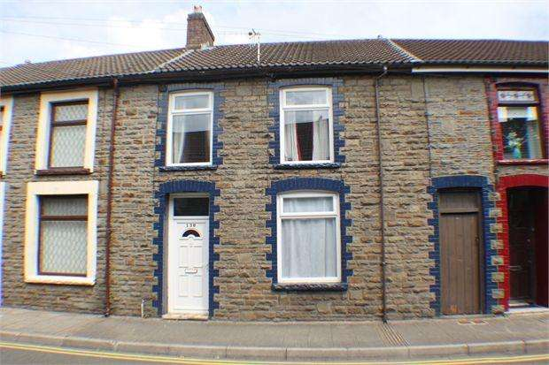 3 Bedrooms Terraced House for sale in Ynyscynon Road, Trealaw, Rhondda Cynon Taff, CF40 2LH