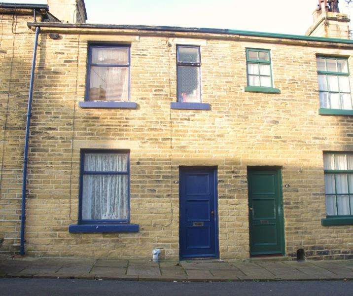 2 Bedrooms Terraced House for rent in WHITLAM STREET, SALTAIRE, BD18 4PE