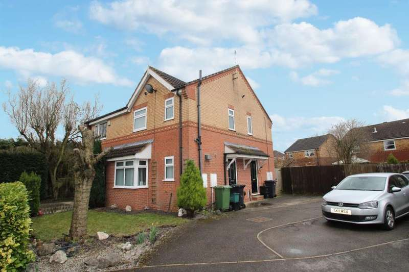 1 Bedroom Town House for sale in ST. JAMES CLOSE, YORK, YO30 5WL