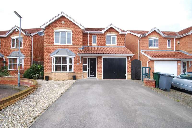 4 Bedrooms Detached House for sale in Brettas Park, Monk Bretton, Barnsley S71