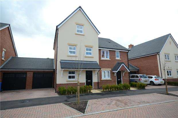 3 Bedrooms Semi Detached House for sale in Thompson Way, Farnborough, Hampshire