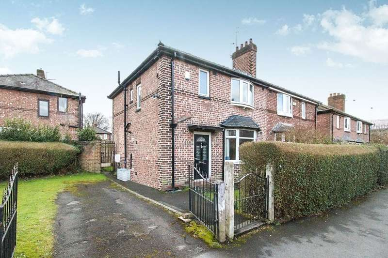 3 Bedrooms Semi Detached House for rent in Brayside Road, Didsbury, Manchester, M19