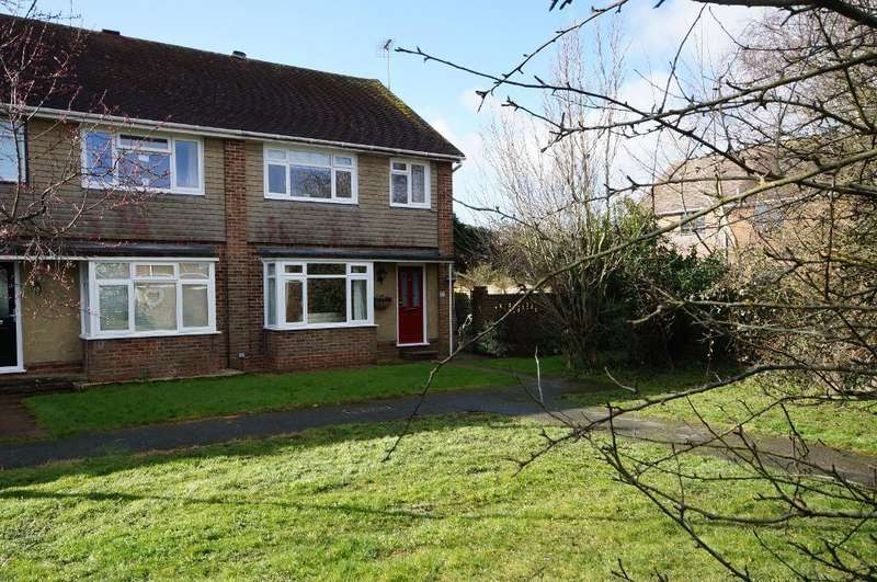 3 Bedrooms Semi Detached House for sale in Undermill Road, Upper Beeding, West Sussex, BN44 3JG