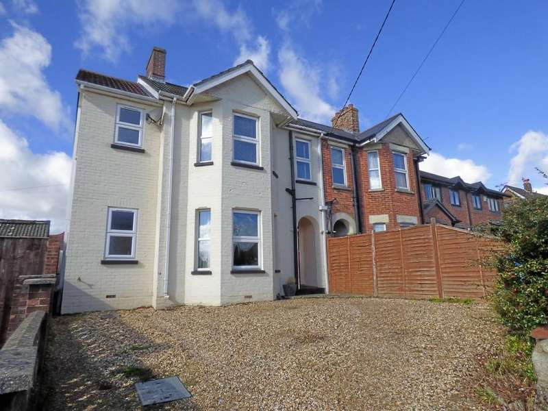 3 Bedrooms Semi Detached House for sale in York Road, Broadstone
