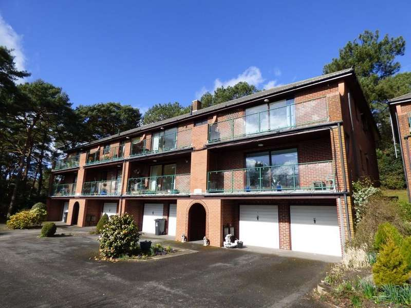 2 Bedrooms Apartment Flat for sale in Constitution Hill Gardens, Lower Parkstone