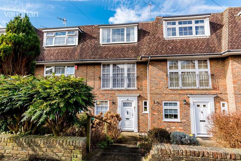 4 Bedrooms Terraced House for sale in Cornwall Gardens, Brighton, BN1