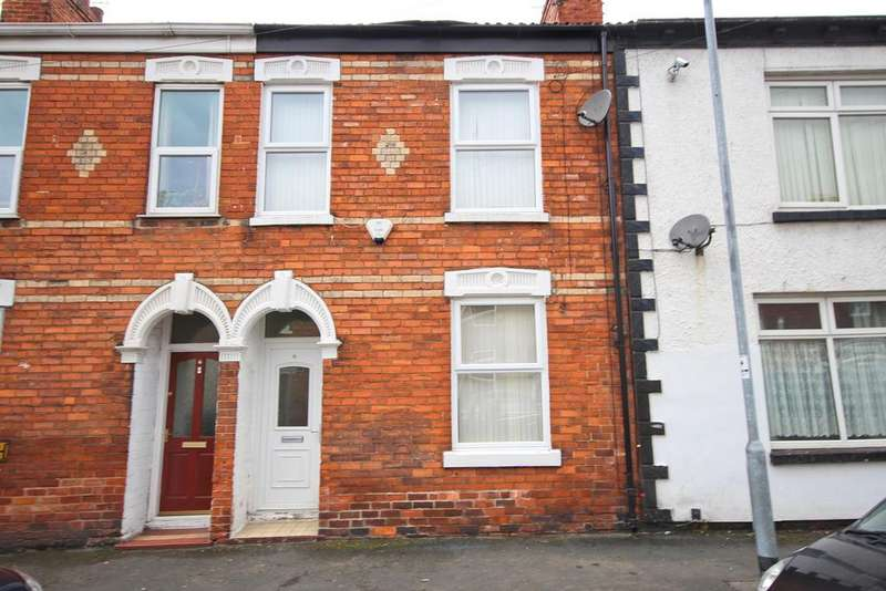 2 Bedrooms Town House for sale in Ruskin Street, Hull, HU3