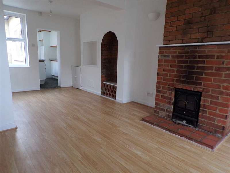 2 Bedrooms Terraced House for rent in Spring Road, Ipswich