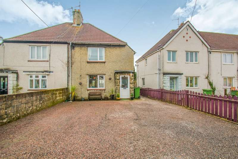 3 Bedrooms Semi Detached House for sale in Sycamore Street, Pontypridd