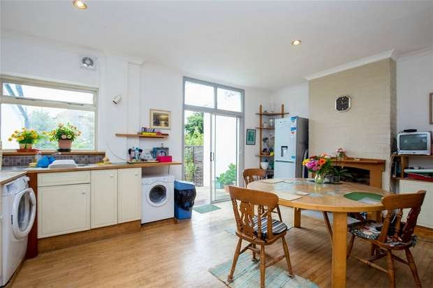 3 Bedrooms Terraced House for sale in Holland Road, Kensal Rise, London