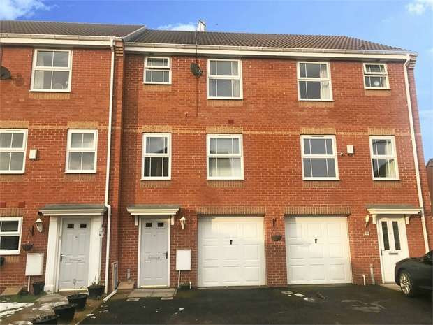 4 Bedrooms Terraced House for sale in Summerfield Grove, Thornaby, Stockton-on-Tees, North Yorkshire
