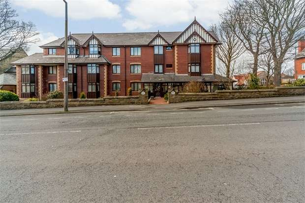 1 Bedroom Flat for sale in 65 Woodlands Road, Lytham St Annes, Lancashire