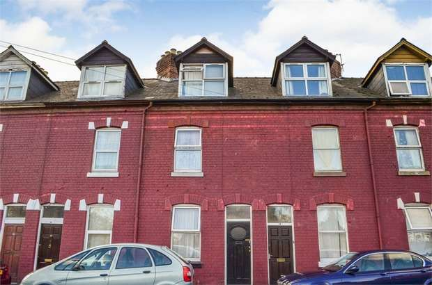 3 Bedrooms Terraced House for sale in Coningsby Street, Hereford