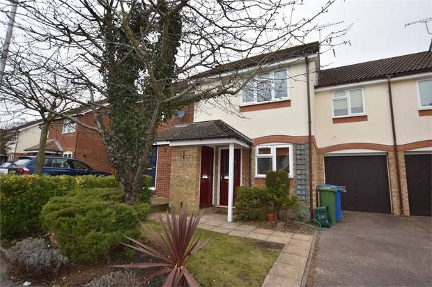 3 Bedrooms Semi Detached House for rent in Milward Gardens, Binfield, Bracknell, Berkshire